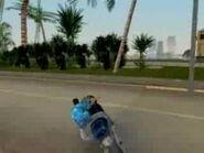 Grand Theft Auto Vice City - Clip 10 - PCJ-600