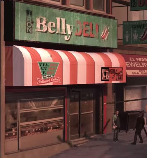 Iron Belly Deli