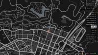 RandomEvents-SleepingGuard-GTAO-Singletons-Vinewood-Map.png