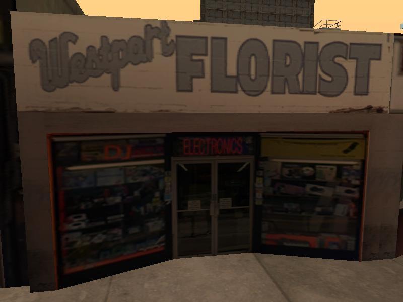 Westpart Florist