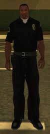 Vêtements de flics tenue (GTASA)