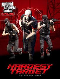 HardestTarget-GTAO-Poster