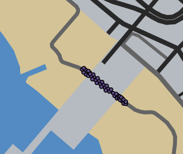 GTAO-Shot City - Shotgun LTS Map.png