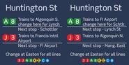 HuntingtonSt-GTAIV-Sign