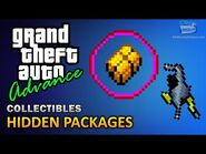 GTA Advance - Hidden Packages Locations Guide
