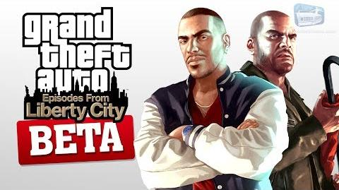 GTA Episodes from Liberty City Beta Version and Removed Content - Hot Topic 14