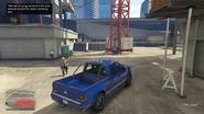 Gang Attacks GTAVe Start