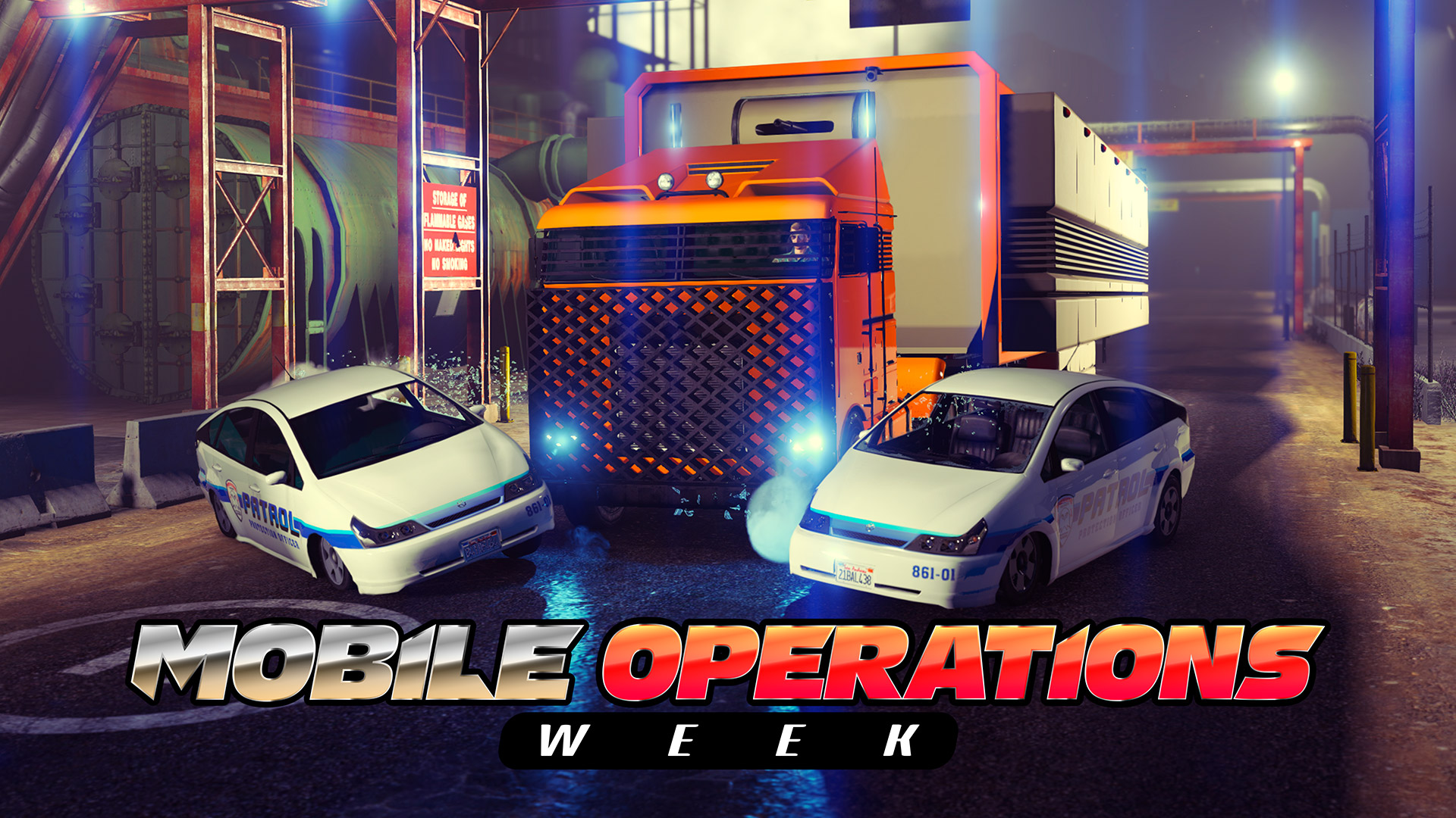Mobile Operations Week