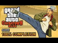 GTA Chinatown Wars - 100% Completion Guide