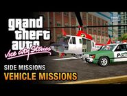 GTA Vice City Stories - All Vehicle Missions (Paramedic, Fire Fighter, Beach Patrol & More)