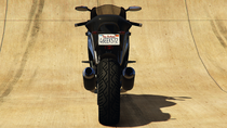 CarbonRS-GTAV-Rear