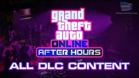 GTA Online After Hours - All DLC Content