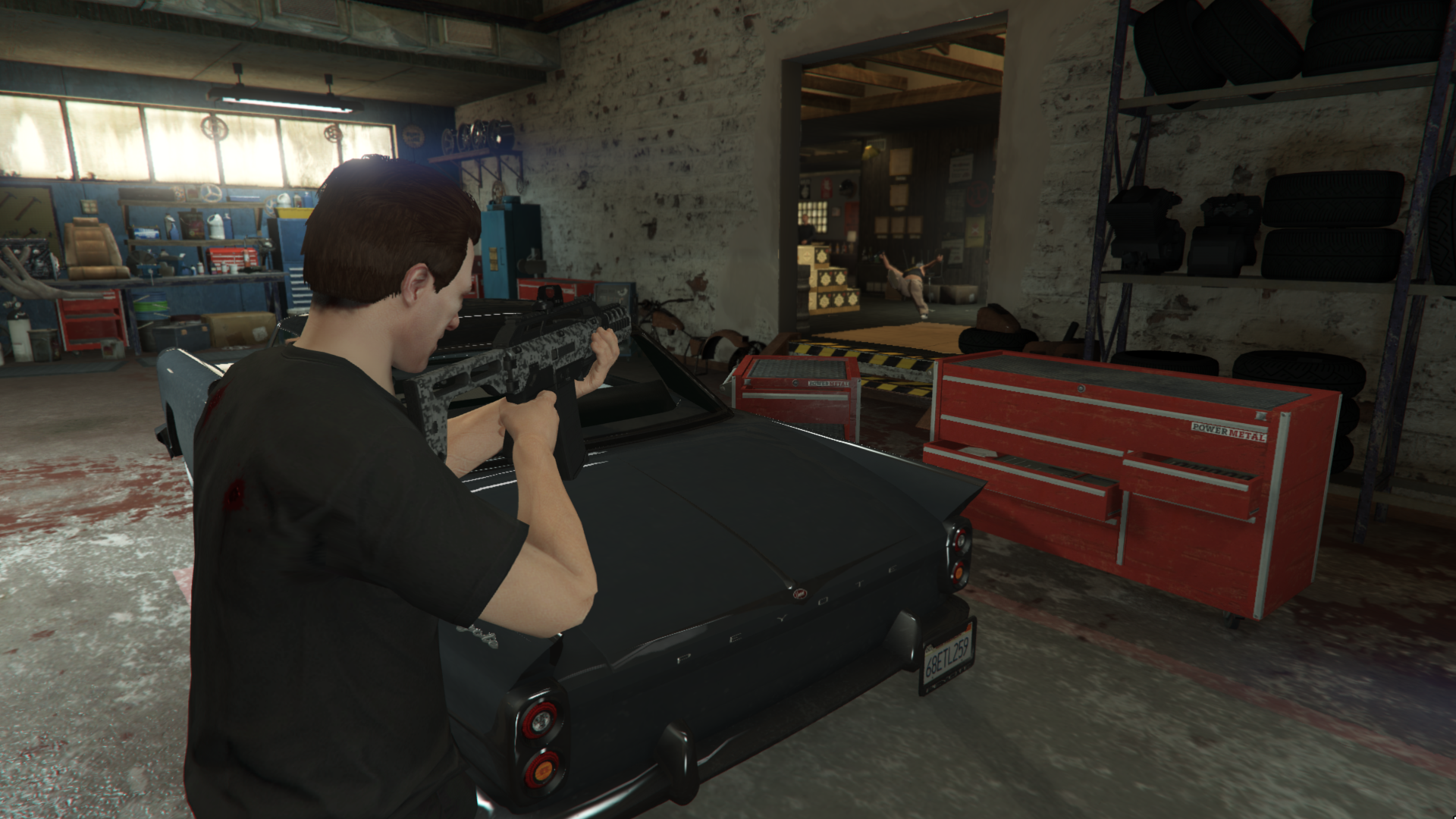 Heist Prep Unmarked Weapons Gta Wiki Fandom