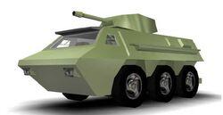 Tank-GTAIII-front