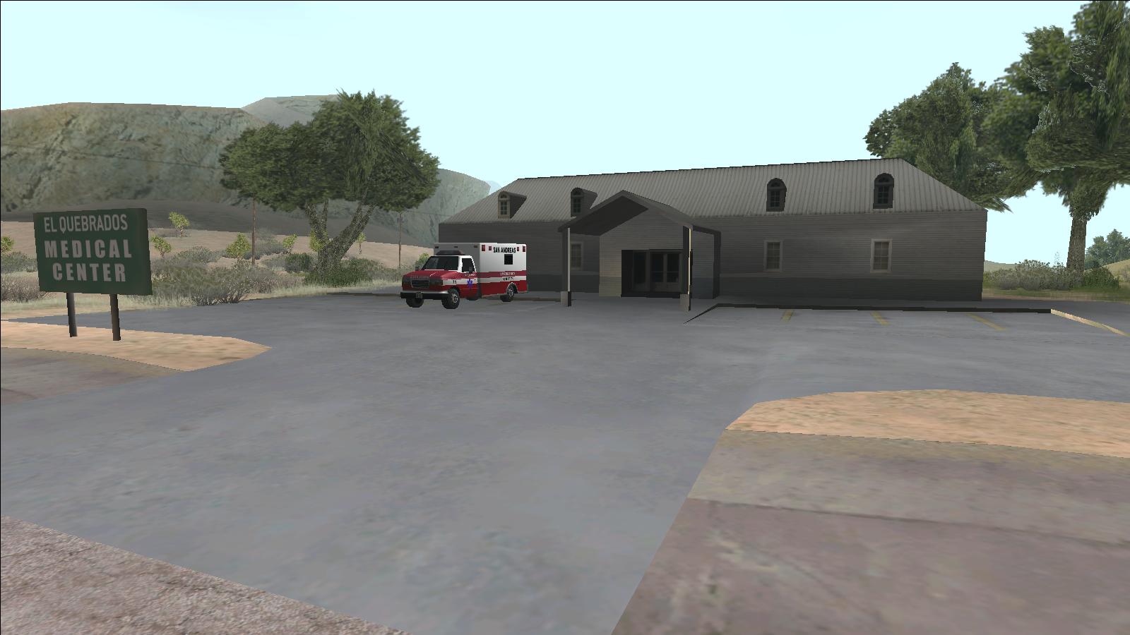 El Quebrados Medical Center