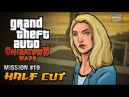 GTA Chinatown Wars - Mission -19 - Half Cut (PSP Exclusive)
