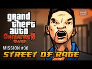GTA Chinatown Wars - Mission -30 - Street of Rage