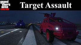 GTA Online Tracks - Target Assault