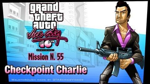 GTA Vice City - iPad Walkthrough - Mission 55 - Checkpoint Charlie