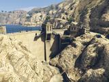 Land Act Dam