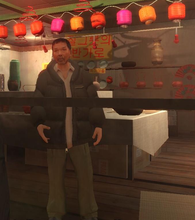 China Shop Owner
