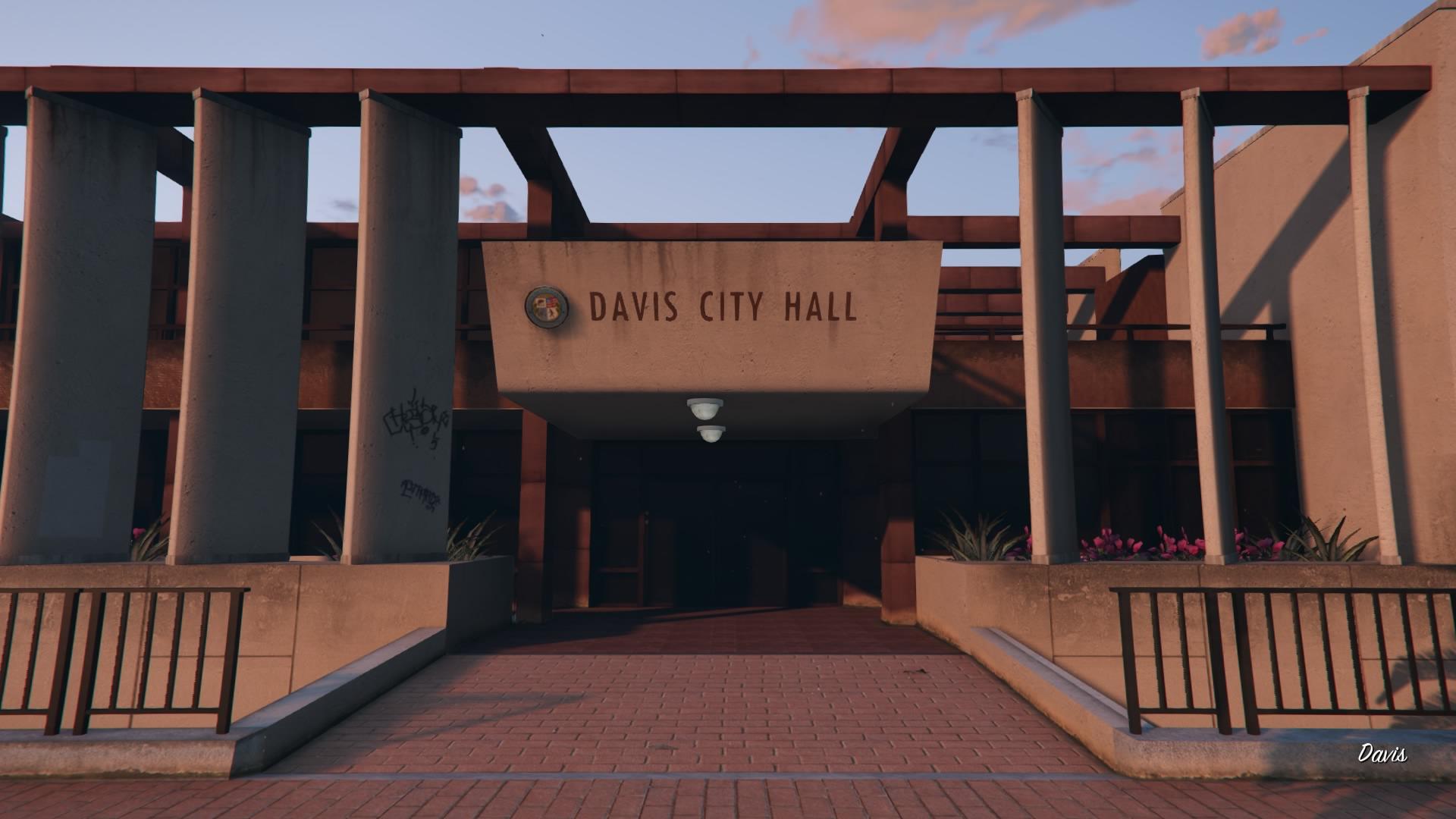 Davis City Hall