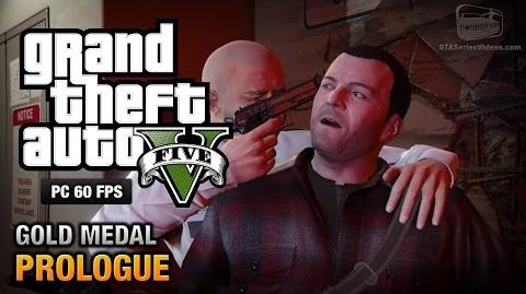 GTA 5 PC - Prologue Gold Medal Guide - 1080p 60fps