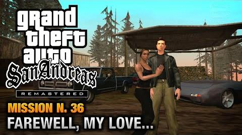 GTA San Andreas Remastered - Mission 36 - Farewell my Love..