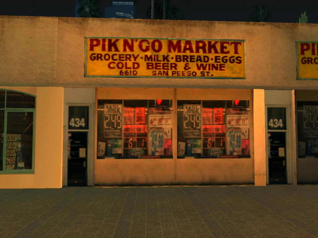 Pik N' Go Market