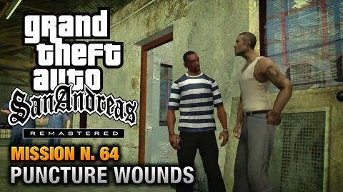 GTA San Andreas Remastered - Mission 64 - Puncture Wounds (Xbox 360 PS3)