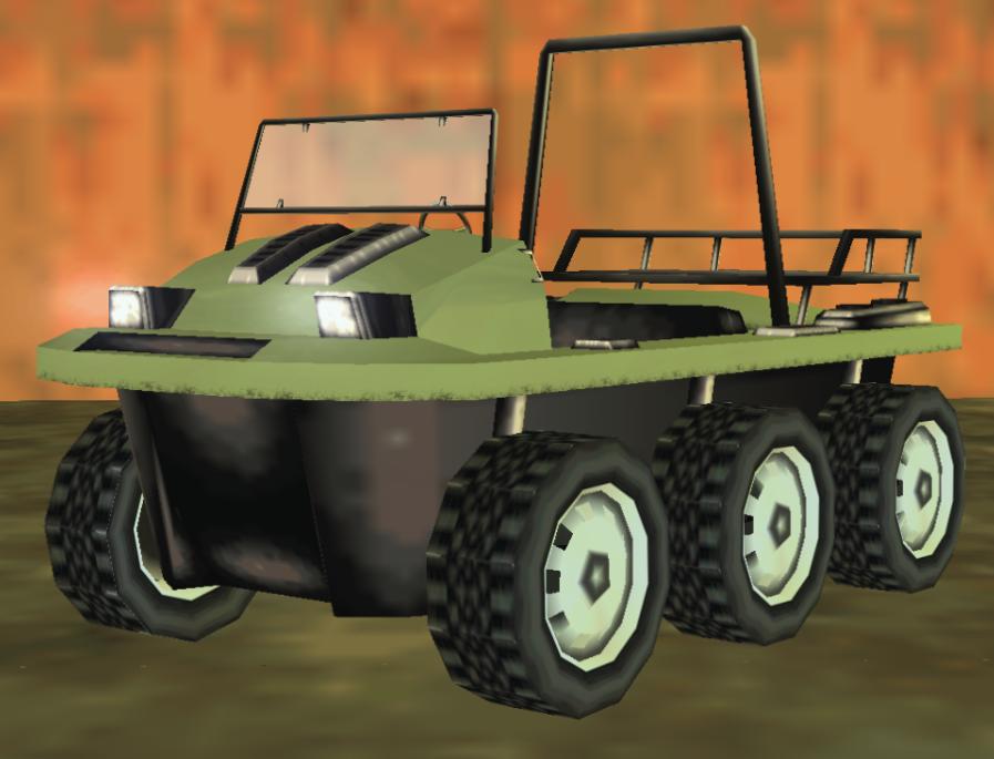 Splitz-6 ATV
