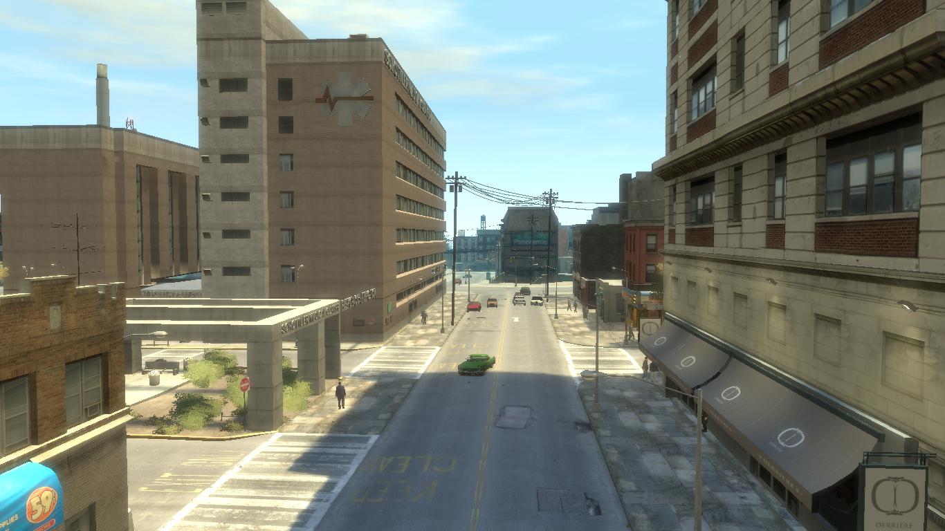 Cassidy Street