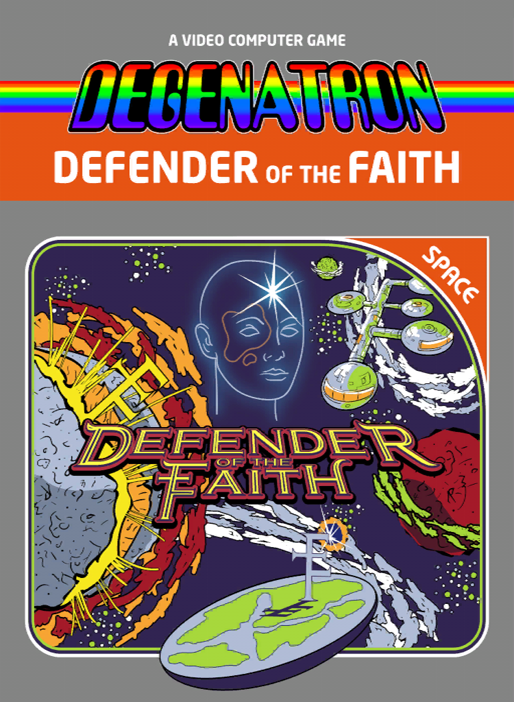 Defender of the Faith