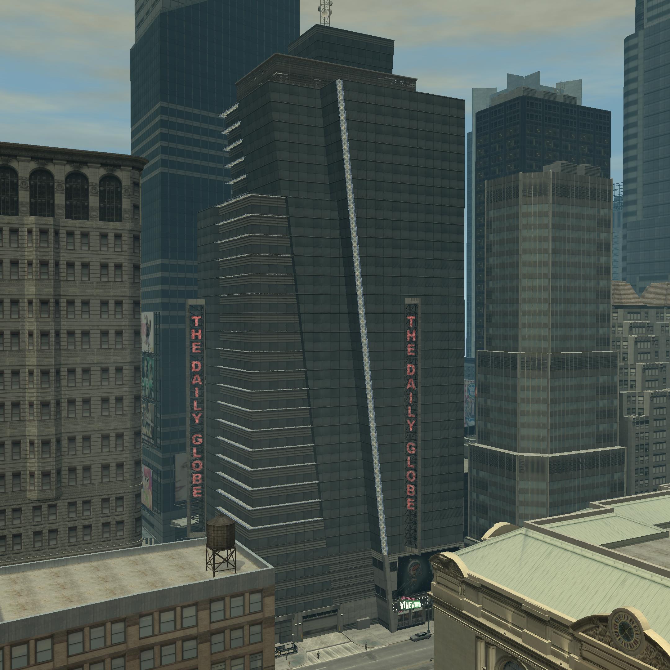 Daily Globe Building
