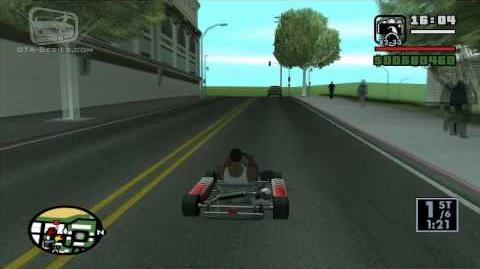 GTA_San_Andreas_-_Walkthrough_-_Street_Race_-_Go-Go_Karting_(HD)
