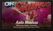 Fame or Shame GTAV Judge Anita Mendoza