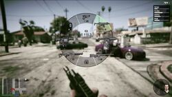 """250?cb=20141105004029 - """"Developed by series creator Rockstar North, Grand Theft Auto V heads to the city of Los Santos and its surrounding hills, countryside and beaches in the largest and most ambitious game Rockstar has yet created."""" ―Rockstar Games - Free Game Hacks"""