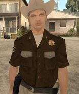Countryside cop