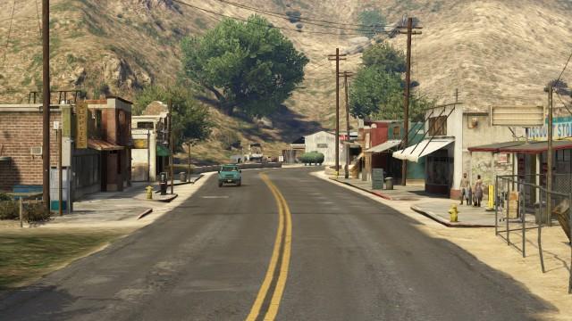 Grapeseed Main Street
