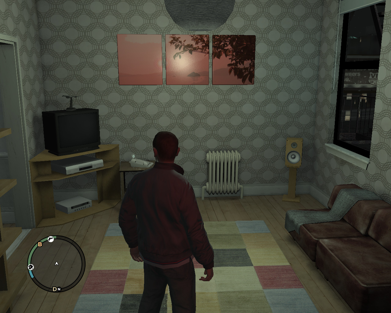 Drug Dealer's Apartment