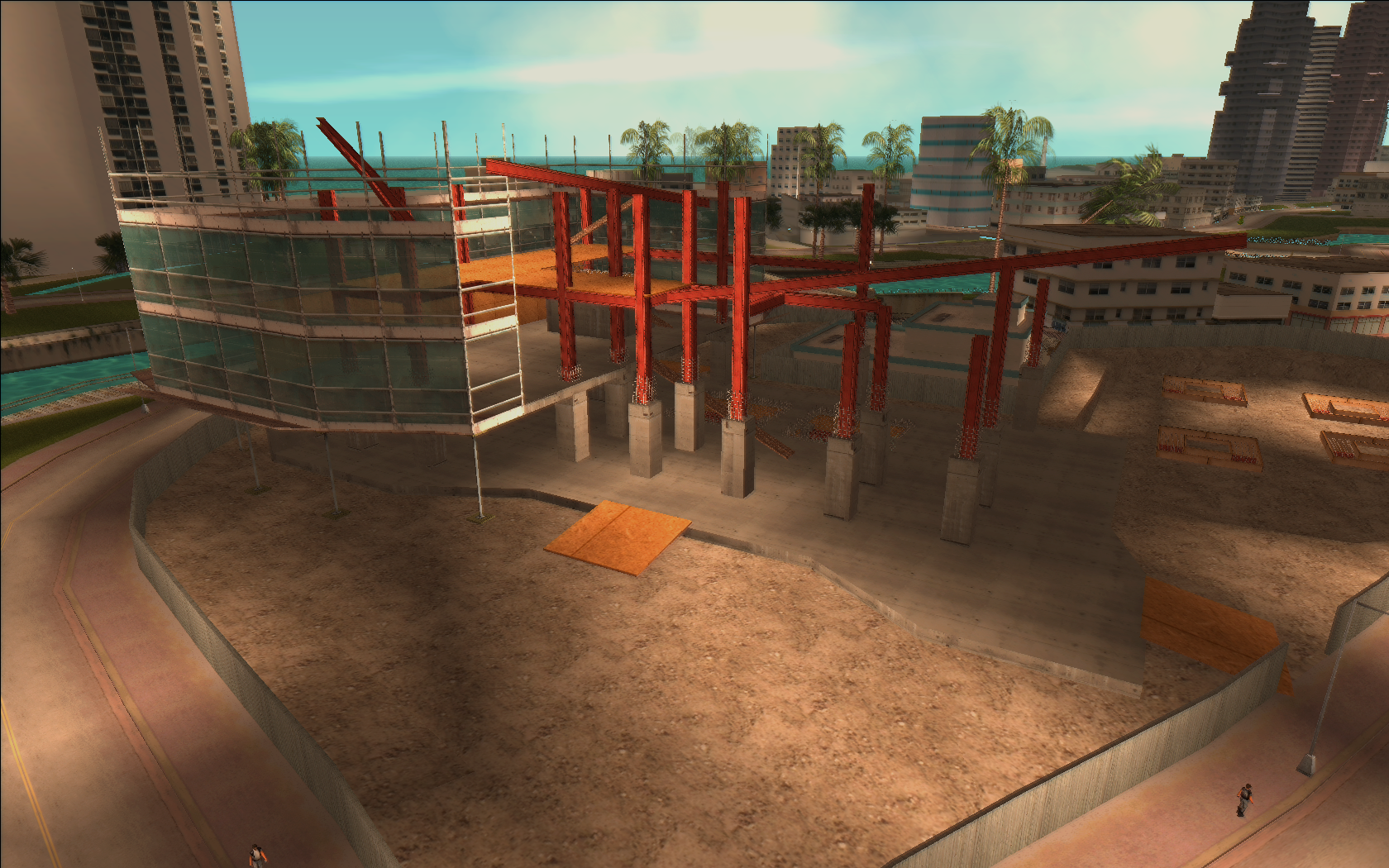Avery Construction Site