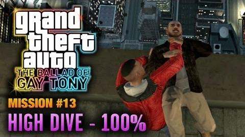 GTA_The_Ballad_of_Gay_Tony_-_Mission_13_-_High_Dive_100%_(1080p)