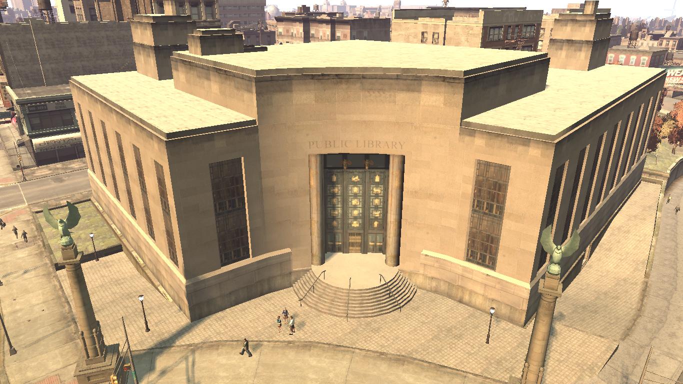 Broker Public Library