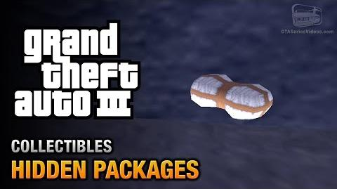 GTA 3 - Hidden Packages