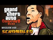 GTA Chinatown Wars - Mission -49 - Scrambled