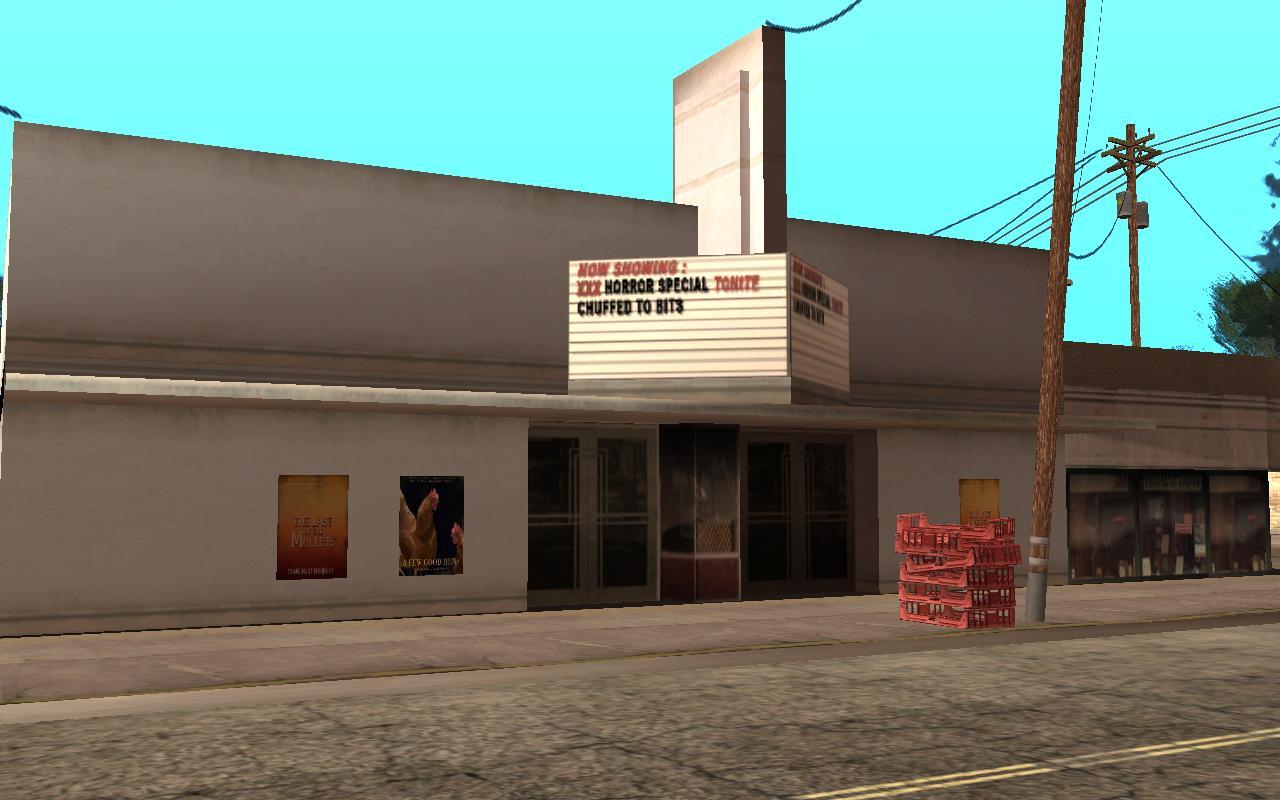 Angel Pine Cinema