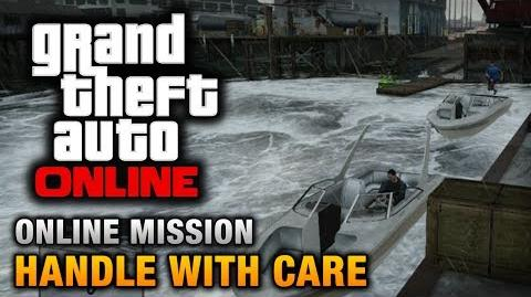 GTA_Online_-_Mission_-_Handle_with_Care_Hard_Difficulty