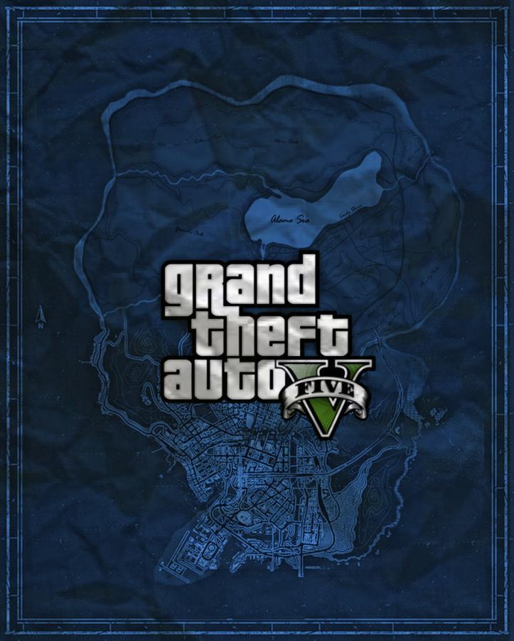 Dodo8/Leaked GTA V map