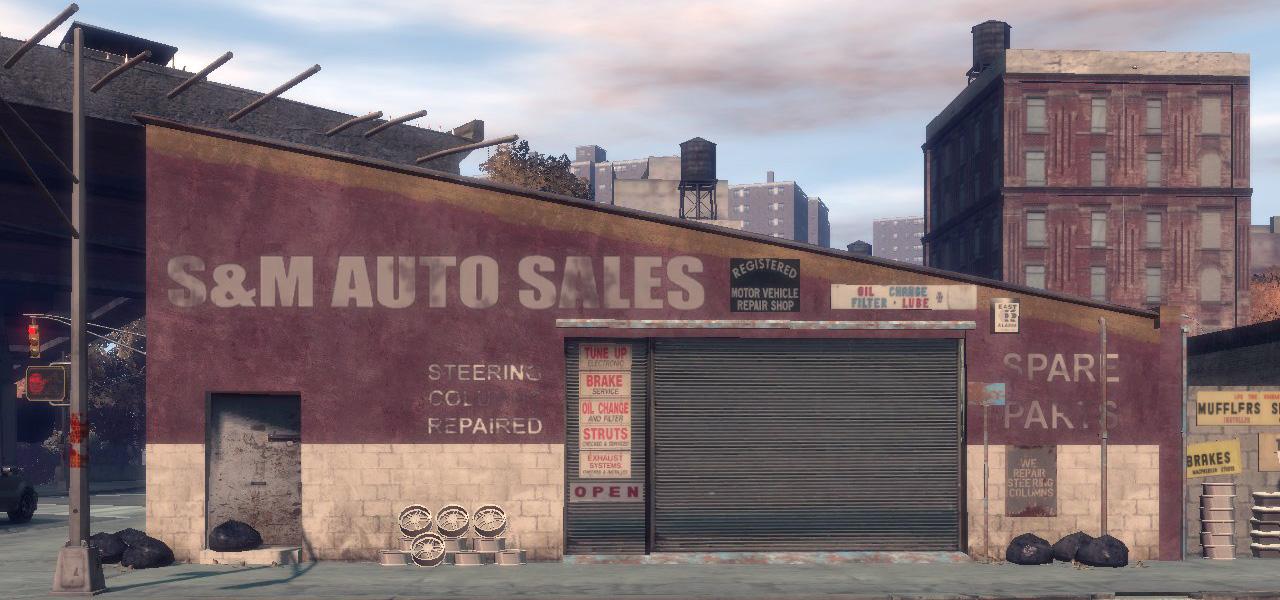 S&M Auto Sales
