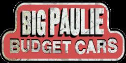 Big Paulie Budget Cars